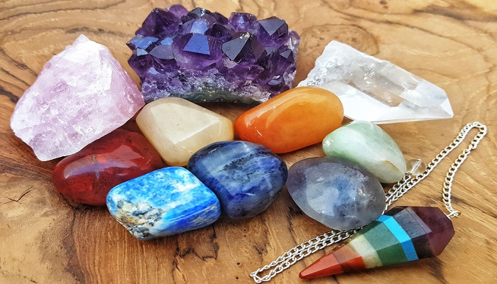 Crystal Healing - India's best crystal healing academy by